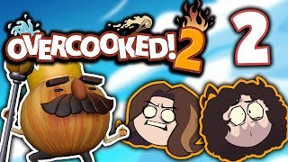 Overcooked 2: Chop Chop! - PART 2 - Game Grumps