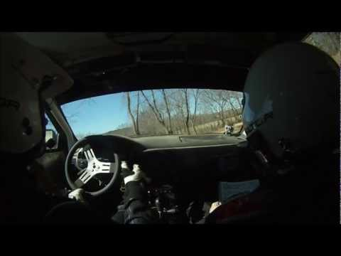 100 Acre Wood Rally Close Calls