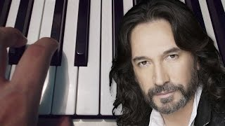 Marco Antonio Solis Video - Si no te Hubieras ido - Marco Antonio Solis - Piano tutorial