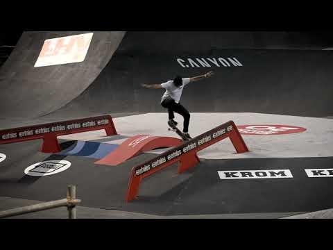 Simple Session 2020 Skateboarding Quali's
