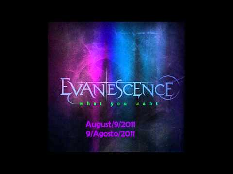 Evanescence - What you want (Preview 0:39s)