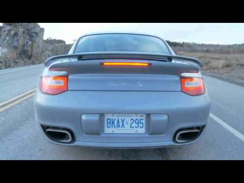 2011 Porsche911 Turbo S Video Review