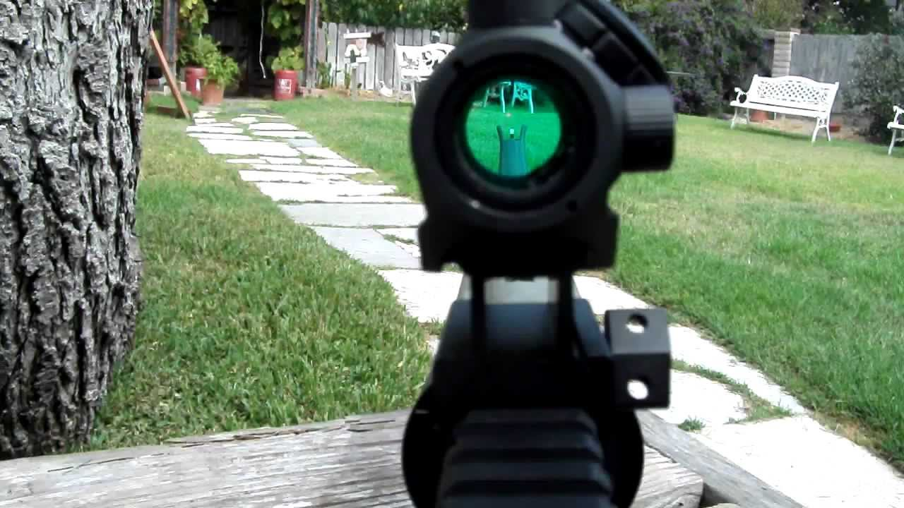 Bushnell Trs 25 Micro Red Dot