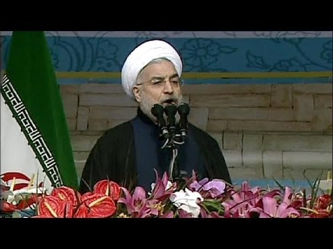 Iran marks end of Islamic Revolution celebrations