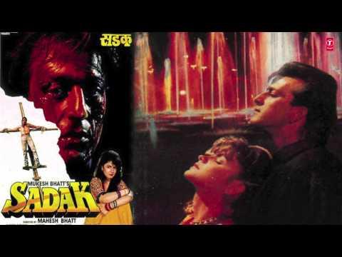 Rehne Ko Ghar Nahin Full Song (Audio) | Sadak | Sanjay Dutt