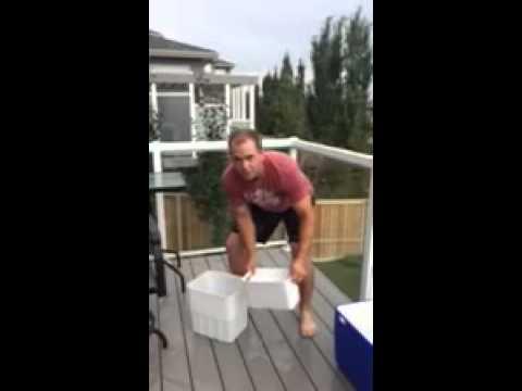 Canadian Energy Winnipeg Ice Bucket Challenge