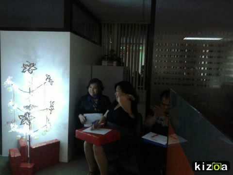 Kizoa Video Maker: Hang Seng Christmas Party 2014 final