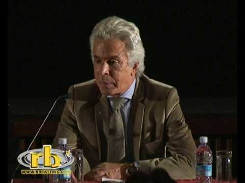 VALENTINO THE LAST EMPEROR - 9parte conferenza stampa - WWW.RBCASTING.COM