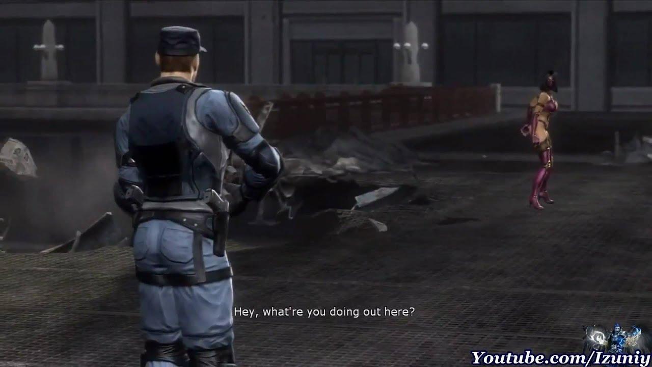 Mortal Kombat 9...