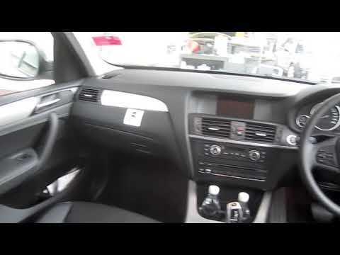 2011 BMW X3 xDrive20d Start-Up and Full Vehicle Tour