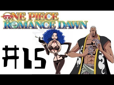 One Piece: Romance Dawn #15 - Zoro e Nami vs Mr. 1 e Miss Double Finger