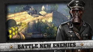 Frontline Commando: D-Day v3.0 - Android & iPad / iPhone GamePlay