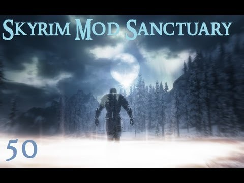 Skyrim Mod Sanctuary 50 : Halls of Dovahndor and Hunters Cabin of Riverwood