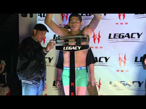 Legacy 25 Weigh In