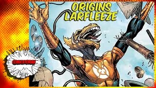 Larfleeze (Orange Lantern) Origins