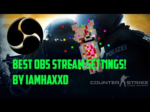 Best Open Broadcaster Software Tutorial 2014, NO LAG, Settings for Twitch.tv 1080p