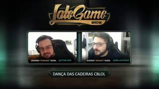 Late Game Show #143 - Dança das Cadeiras