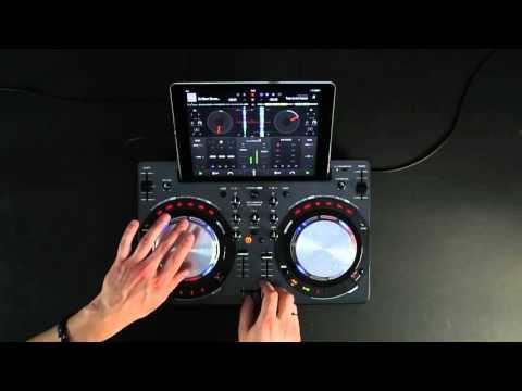 Pioneer DDJ-WEGO3 DJ Controller for djay by Algoriddim - Scratch Session