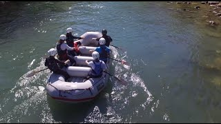 ITA U19 - Training for European Rafting Champs