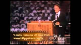 Billy Graham Preaching In Halifax Canada 1979==The Conversion Of Zacchaeus