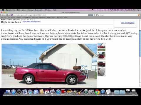 Deep East Texas Craigslist Cars Trucks | Autos Post
