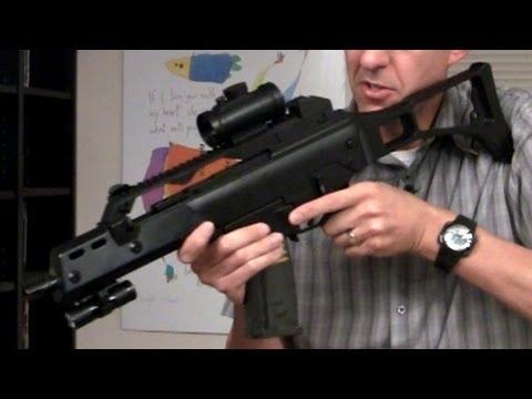 Tip: Airsoft Gun Props