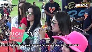 Nella Kharisma - Aku Cah Kerjo - Lagista Live Pantai Ungapan Malang 2017
