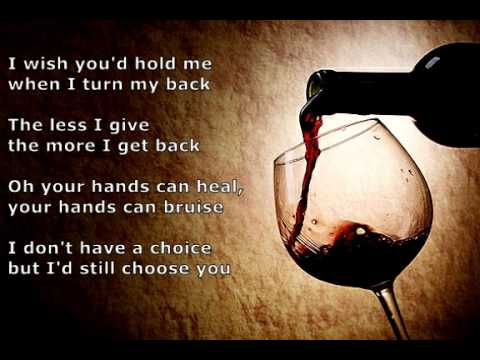 The Civil Wars - Poison & Wine Lyrics