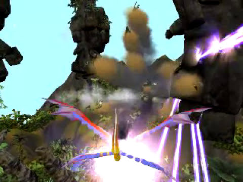 Spore AVATAR ending,: killing the sky people