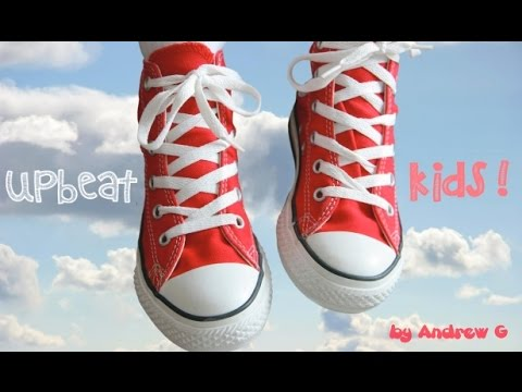 Happy Background Music For Children Videos - Upbeat Kids