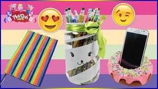 School Supplies 2017 | DIY Back To School | Emoji Supplies