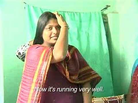 How Shumi from Bangladesh started the girl effect in her village