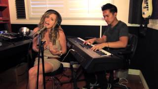 I Was Here Beyonce Cover by Bri Heart ft Jervy Hou