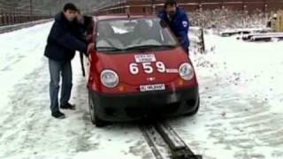 Crash-tests  Daewoo Matiz Autoreview.ru.flv