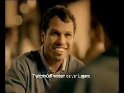 Avea 3G Modem Reklamı Lugano Jo Ferrari Alanzinho