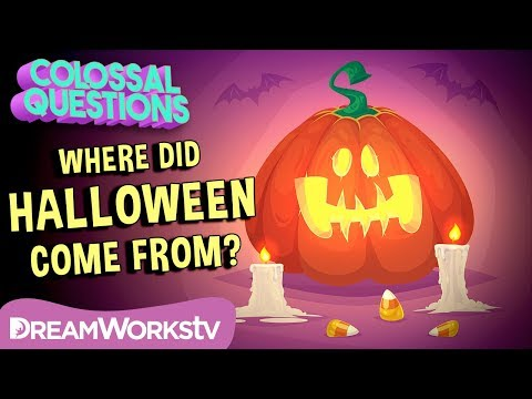 Where Did HALLOWEEN Come From?   COLOSSAL QUESTIONS