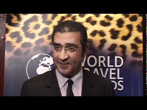 Wael El Hakim, Jolie Ville Resort and Casino, Egypt's Leading Casino Resort