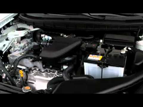 2009 Nissan Rogue Video