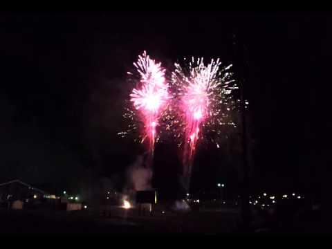 2014 4th of July finale, Lompoc High school stadium