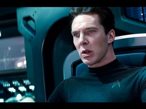 Star Trek Into Darkness – Official Trailer #3 (HD) Benedict Cumberbatch