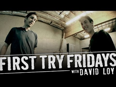 First Try Friday - David Loy