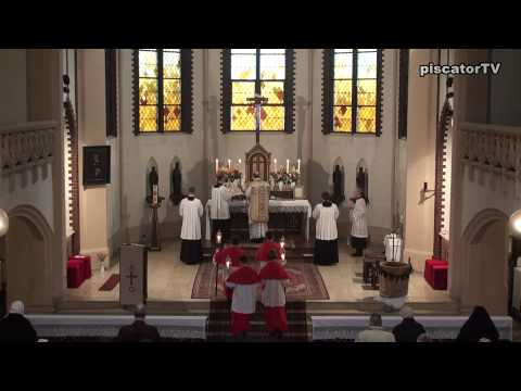 Dominica post Ascensionem 12 - Praefatio - Traditional Latin Mass