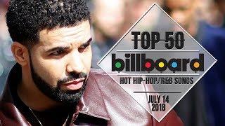 Download Lagu Top 50 • US Hip-Hop/R&B Songs • July 14, 2018 | Billboard-Charts Gratis STAFABAND