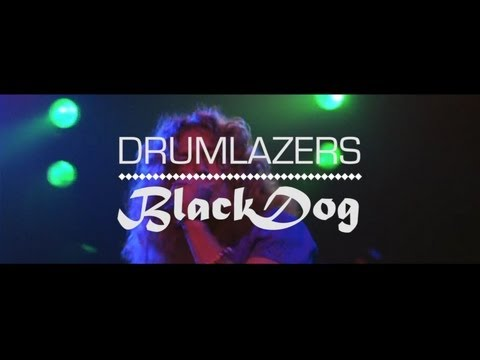 Thumbnail of video Drumlazers - Black Dog [Bajo Vigilancia Films]