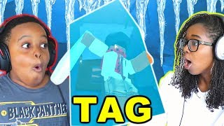 FREEZE TAG In Roblox | Ice Breaker