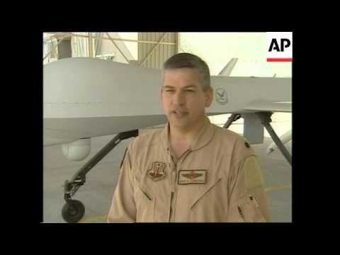VOICER A look at US air power ready in Kuwait