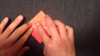 18.origami Of The Japanese Traditional Crane | Origami Box