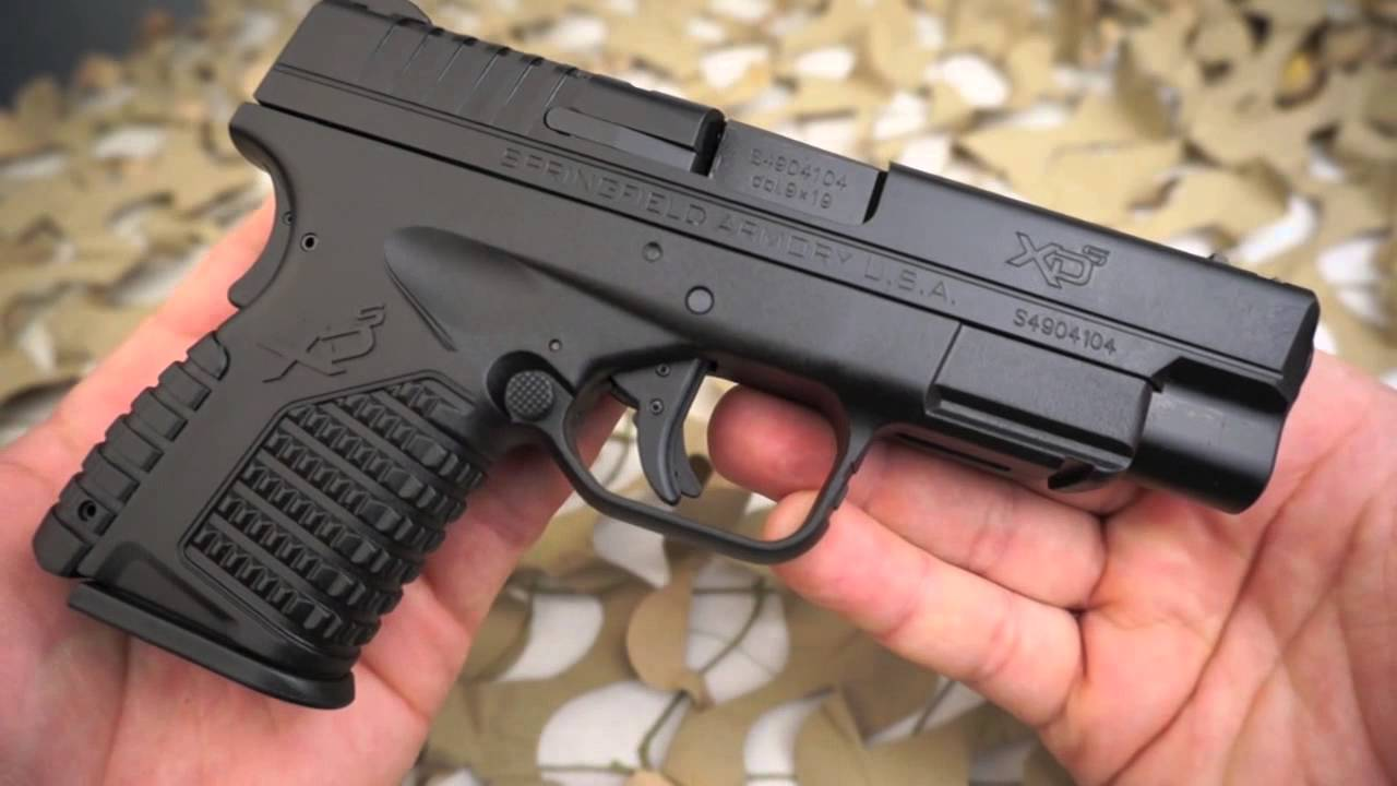 Springfield Xds 9mm Compact Springfield Armory Xds Compact