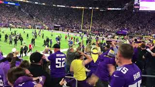 The Minneapolis Miracle
