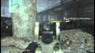 SpacyDistortion - MW3 Game Clip